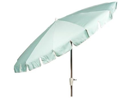 Woodard Aluminum 8.5 Foot Market Umbrella