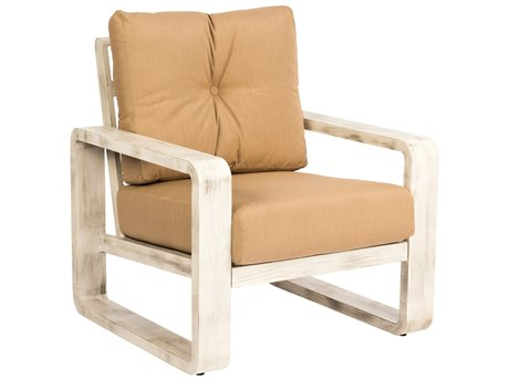 Woodard Vale Cushion Aluminum Lounge Chair