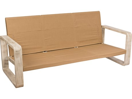 Woodard Vale Aluminum Cushion Sofa