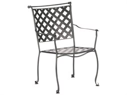 Woodard Maddox Wrought Iron Dining Chair