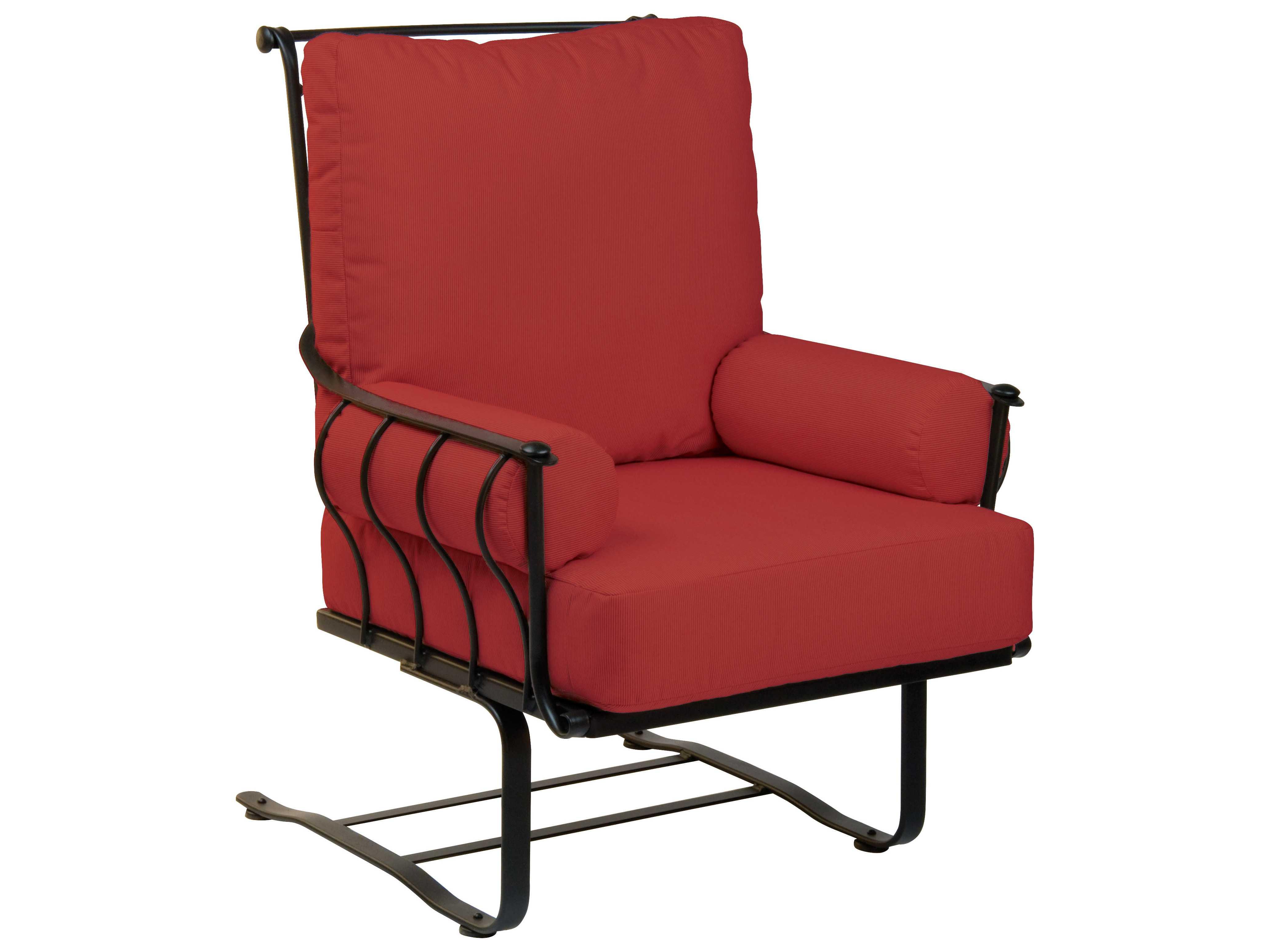 Woodard Maddox Wrought Iron Lounge Set