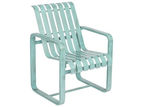 Woodard Colfax Aluminum Dining Chair