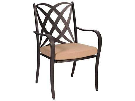 Woodard Apollo Dining Chair Replacement Cushions