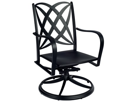 Woodard Apollo Swivel Rocker Dining Chair