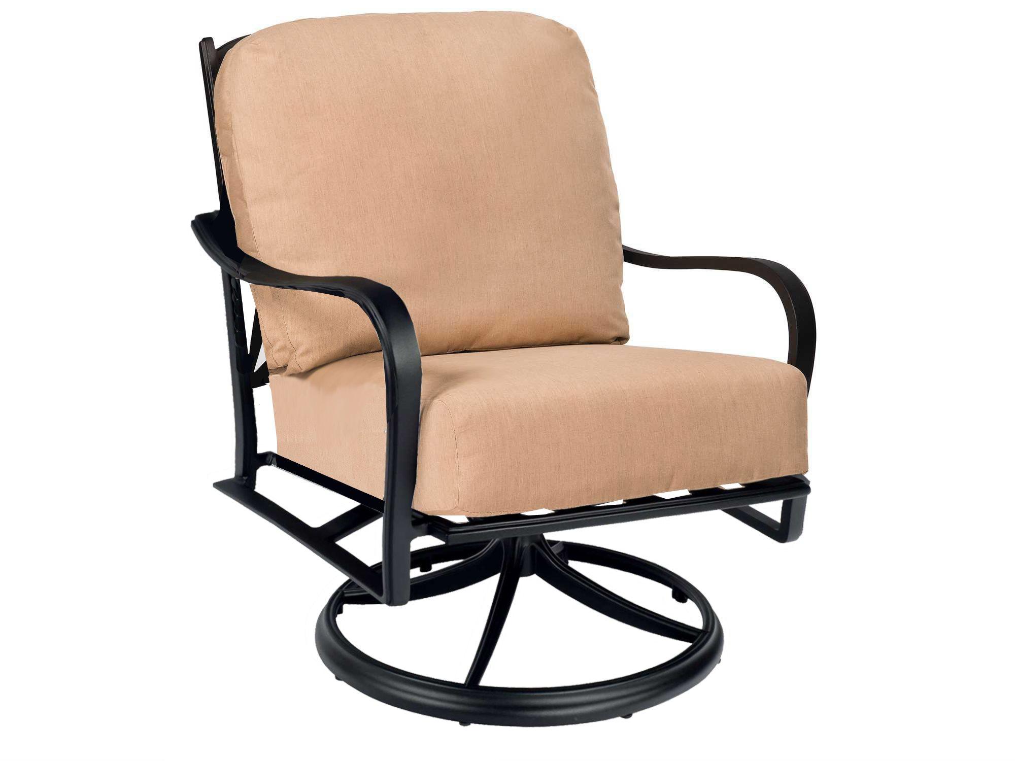 Woodard Apollo Swivel Rocker Lounge Chair Replacement