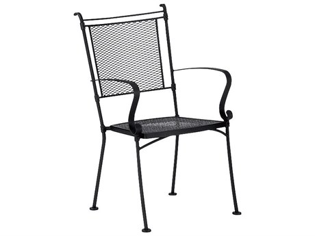 Woodard Bradford Dining Arm Chair Stackable Replacement Cushions