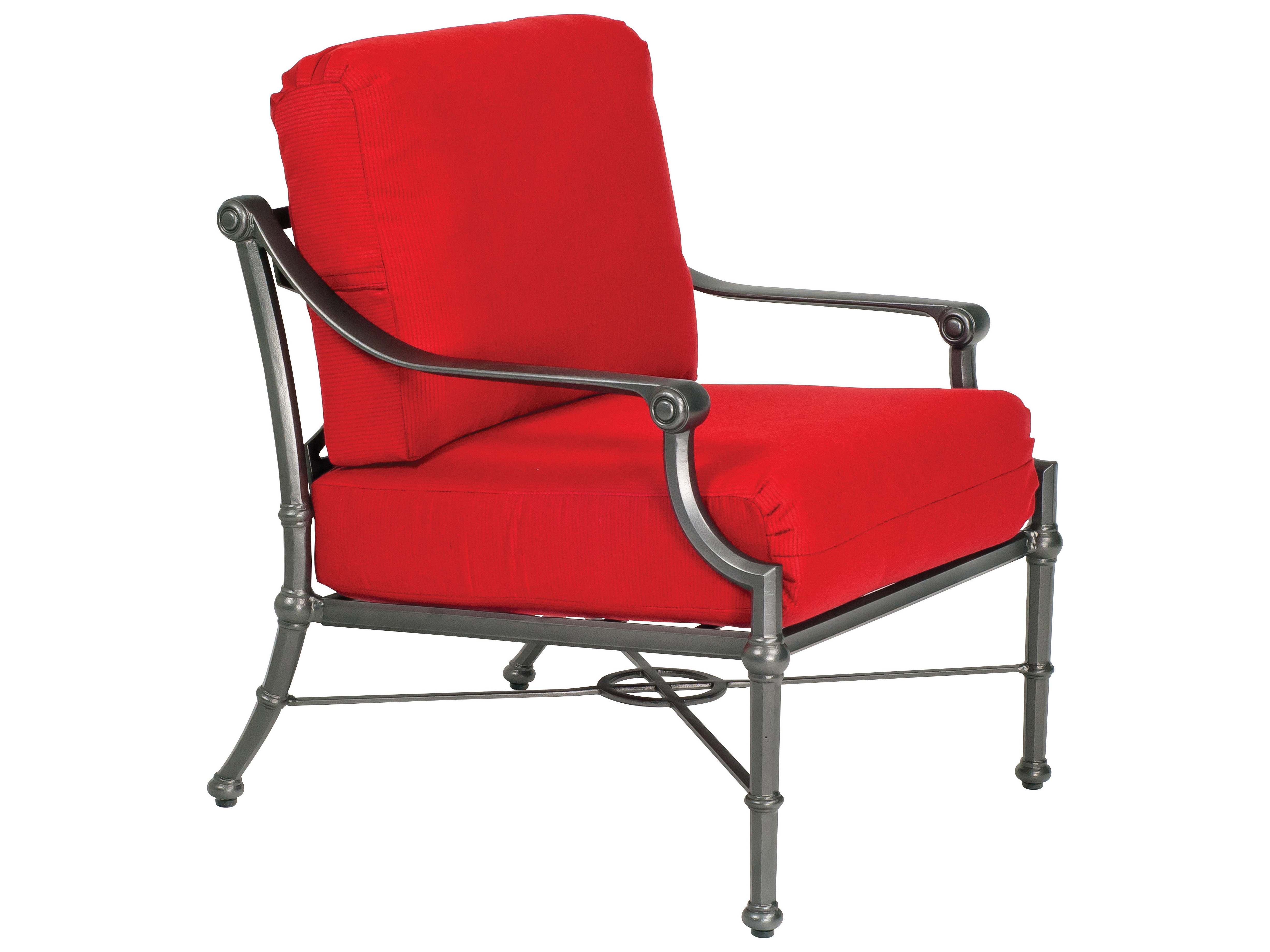 Woodard Delphi Lounge Chair Replacement Cushions