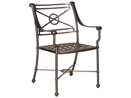 Woodard Delphi Cast Aluminum Dining Chair