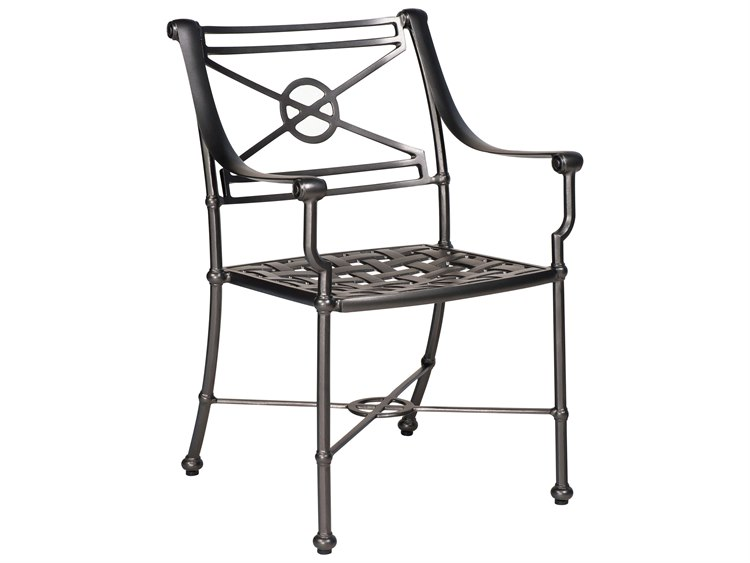 Wrought Iron Barrel Chair Outdoor Cushions: Woodard Delphi Dining Chair Replacement Cushions