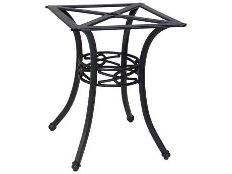 Woodard Delphi Cast Aluminum Dining Table Base