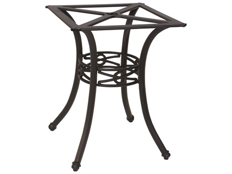 Woodard Delphi Cast Aluminum Dining Table Base