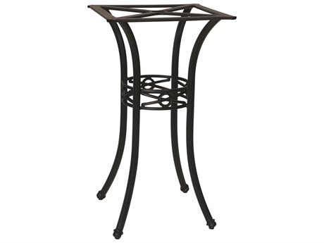 Woodard Delphi Cast Aluminum Bar Height Table Base