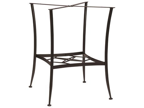 Woodard Wrought Iron Universal Bar Height / Dining Table Base