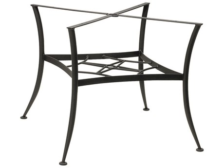 Woodard Wrought Iron Universal Dining Table Base