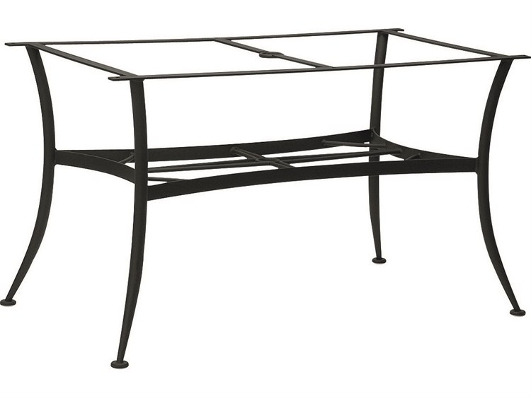 Woodard Universal Wrought Iron Large Dining Table Base
