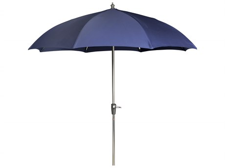 Woodard Aluminum 7.5 Foot Octagonal Dome Umbrella