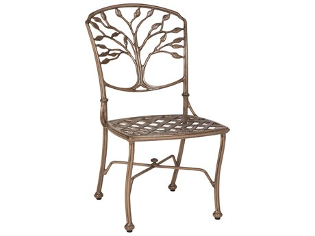 Woodard Heritage Cast Aluminum Dining Side Chair