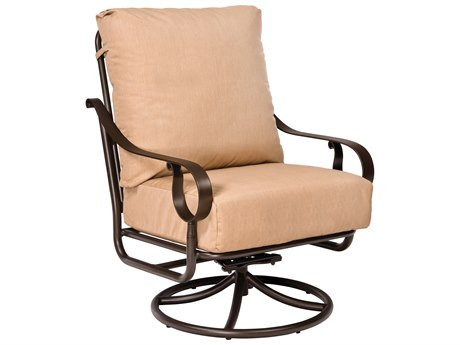 Woodard Ridgecrest Extra Large Swivel Rocker Replacement Cushions