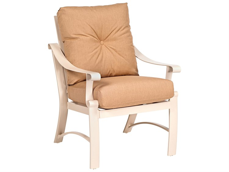 Woodard Bungalow Dining Chair Replacement Cushions