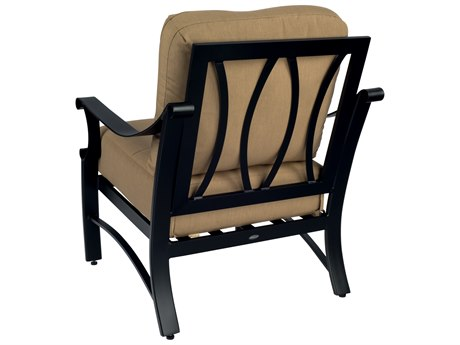 Woodard Bungalow Cushion Aluminum Lounge Chair