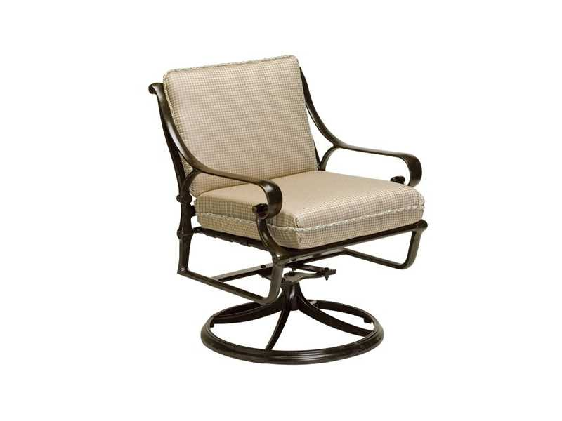 Woodard Marche Cushion Swivel Dining Chair Replacement