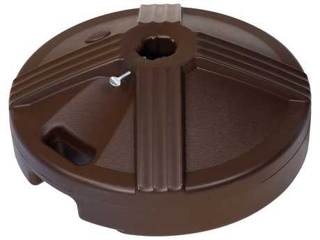 Woodard 50 Pound Brown Umbrella Base Stand