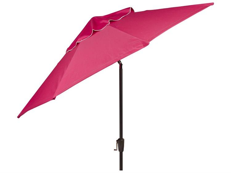 Woodard Aluminum 9 Foot Octagon Market Umbrella PatioLiving