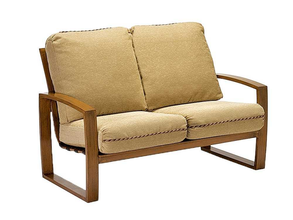 Woodard Clermont Loveseat Replacement Cushions 9a0419ch