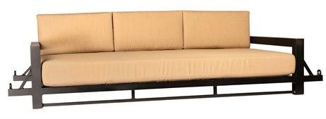 Woodard Soho Aluminum Cushion Swing