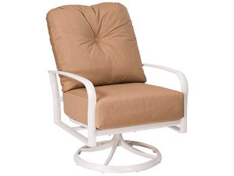 Woodard Fremont Swivel Rocking Lounge Chair Replacement Cushions