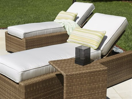 Woodard Whitecraft All Weather Serene Lounge Set