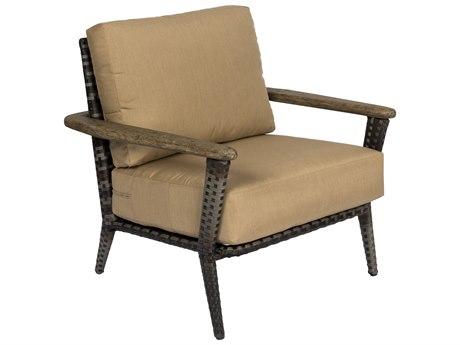 Woodard Draper Lounge Chair Replacement Cushions