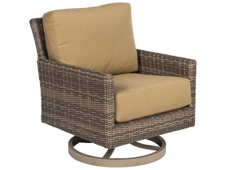 Woodard Parkway Swivel Lounge Chair Replacement Cushions