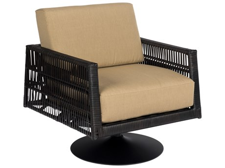 Woodard Maiz Swivel Lounge Chair Replacement Cushions