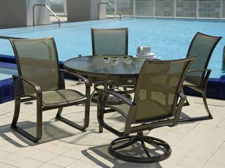 Pool Sling Dining Sets