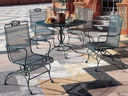 Briarwood Wrought Iron Dining Set