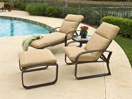 Pool Cushion Lounge Sets