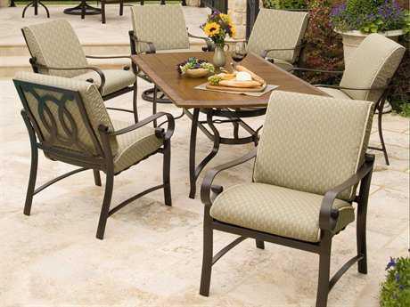 Woodard Belden Collection - Woodard aluminum patio furniture