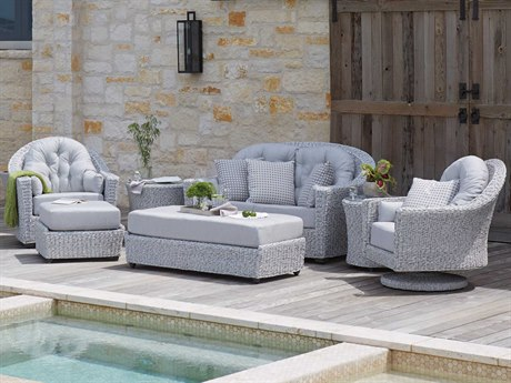 Whitecraft Isabella Wicker Lounge Set