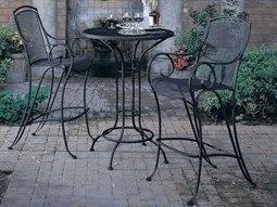 Modesto Wrought Iron Bar Set