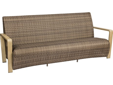 Woodard Reynolds Wicker Sofa