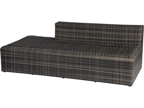Woodard Canaveral Wicker Eden Loveseat
