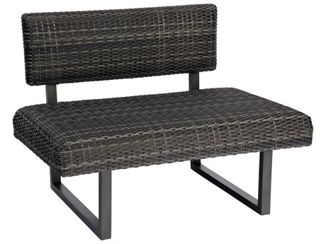 Woodard Canaveral Wicker Harper Lounge Chair