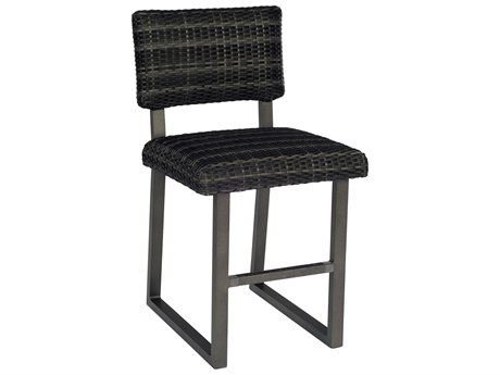 Woodard Canaveral Wicker Harper Counter Stool