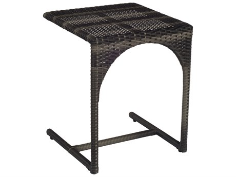 Woodard Canaveral Wicker 18 Square C Table