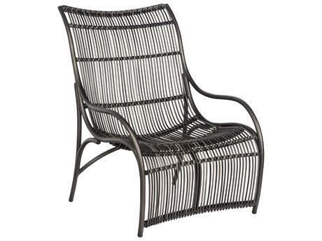 Woodard Canaveral Wicker Cape Large Lounge Chair