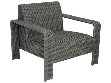 Woodard Darville Wicker Lounge Chair