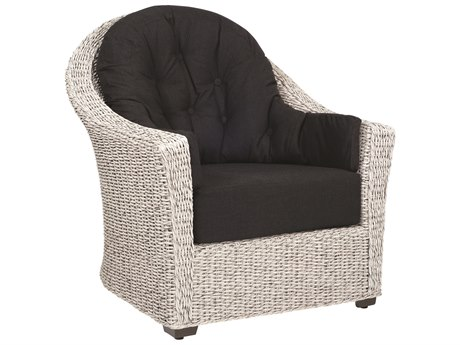 Whitecraft Isabella Wicker Lounge Chair