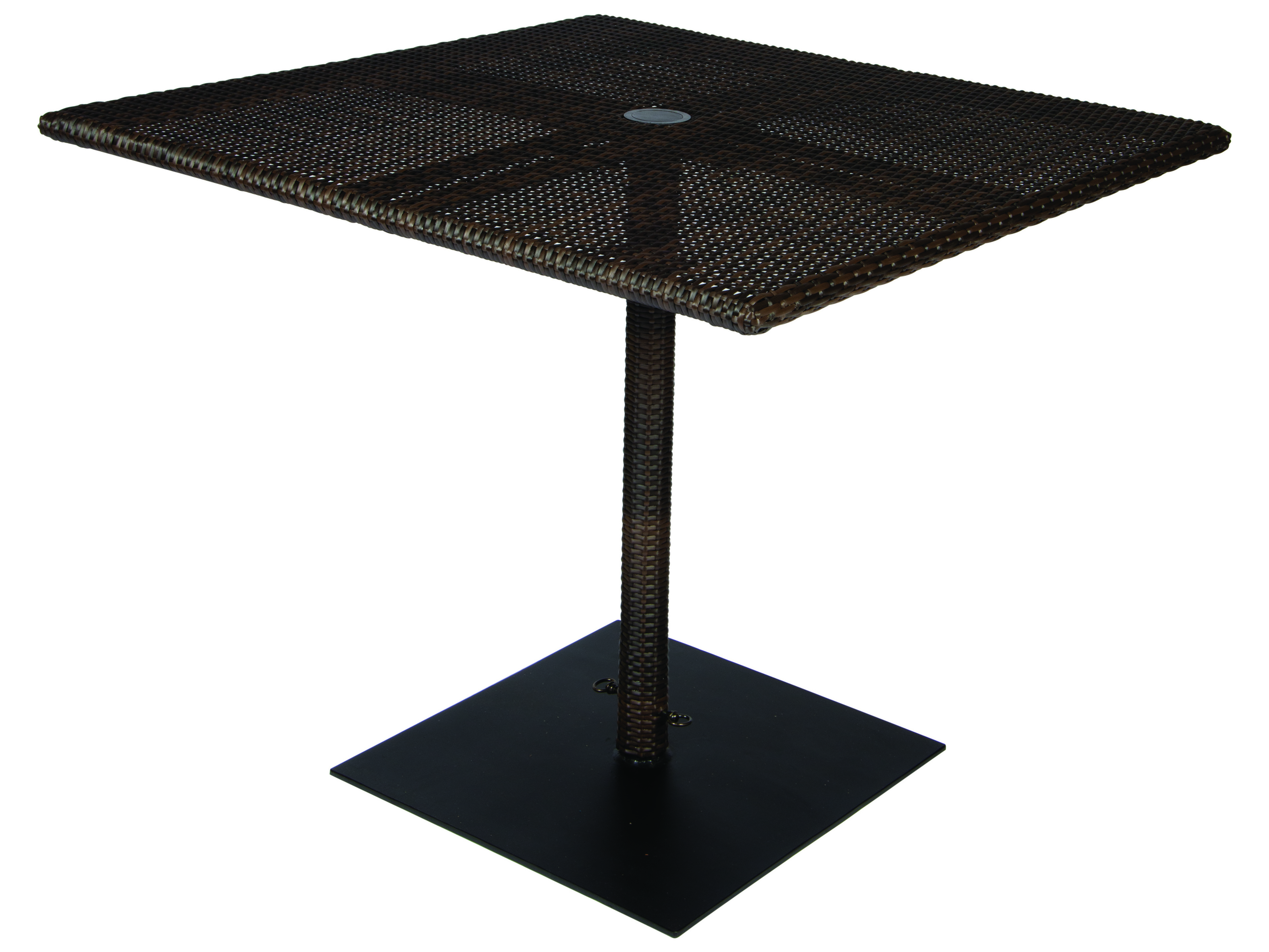 Woodard Whitecraft All Weather 36 Square Table With
