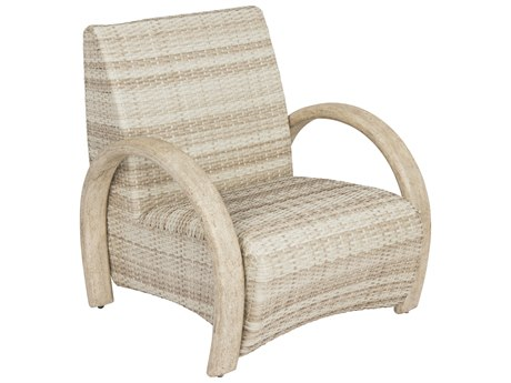 Woodard Eclipse Dune Wicker Lounge Chair